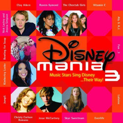 Disneymania Vol.3